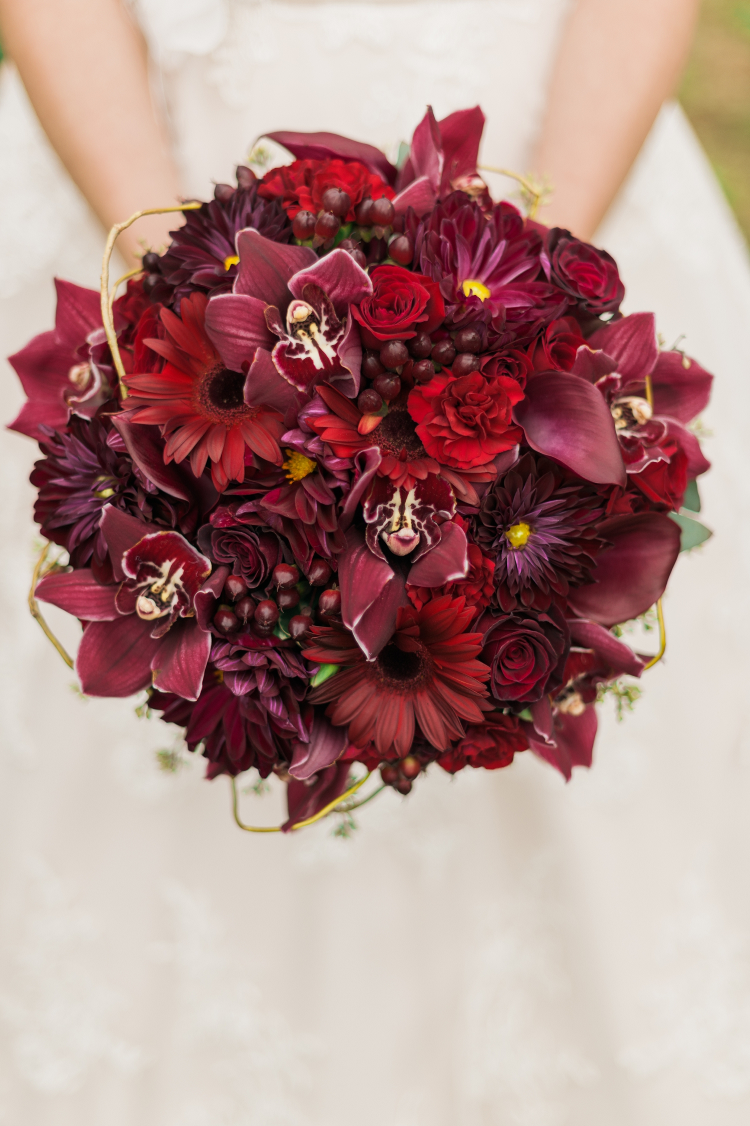 1000 Images About The Bouquet Aubergine Sangria