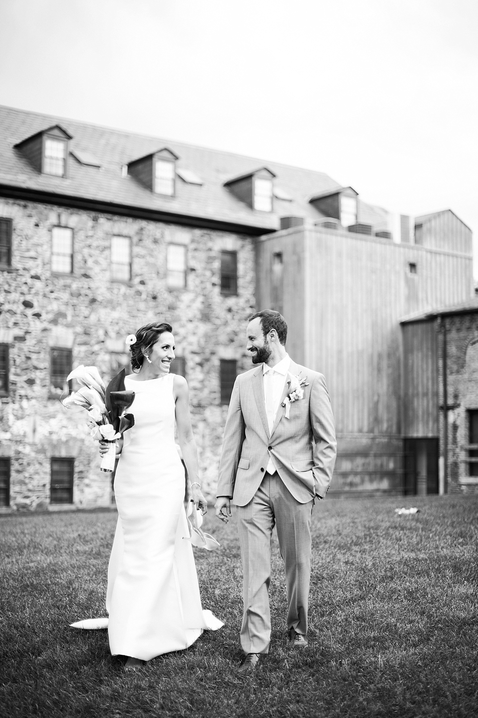 Mt Washington Mill Dye House Wedding