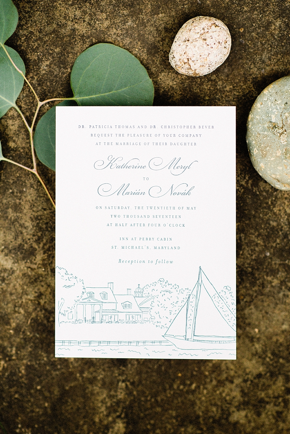 Inn at Perry Cabin Wedding | Eastern Shore Wedding